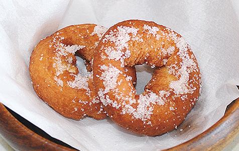 手作りドーナツ(2個)